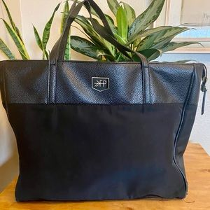 FRESHLY PICKED The Everyday Tote in Black